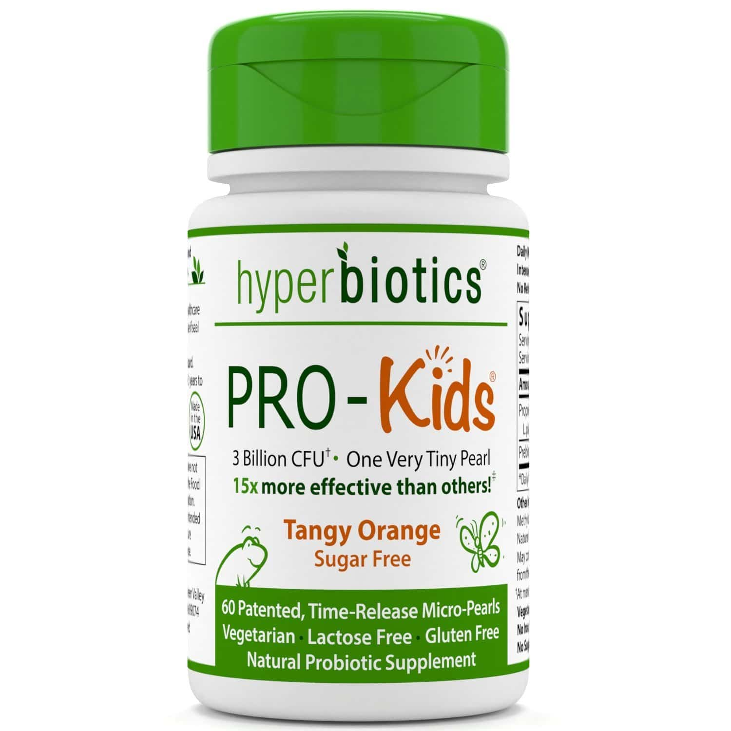 PRO-Kids Children's Probiotic Bottles