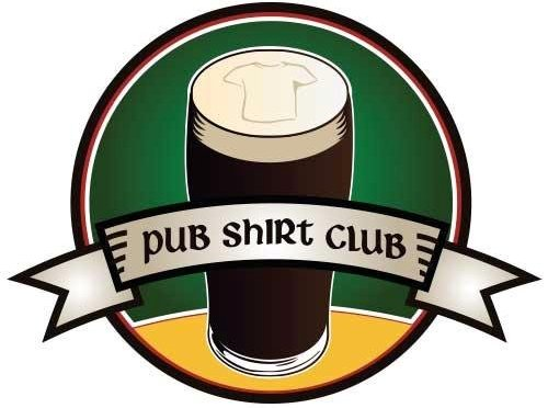 Pub Shirt Club Logo