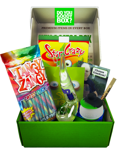Do You Goody Box - Former 420 Goody Box