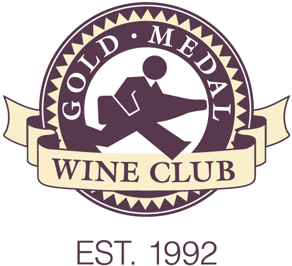 Gold Medal Wine Club Logo