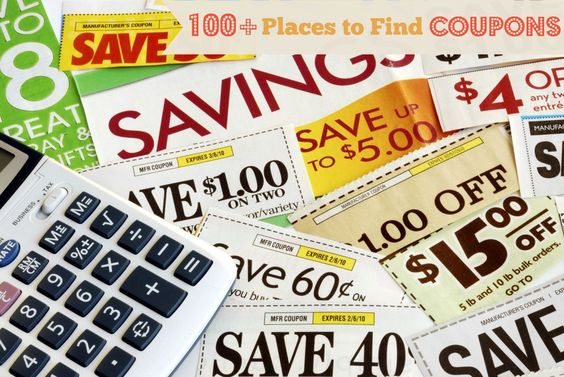 sample coupons
